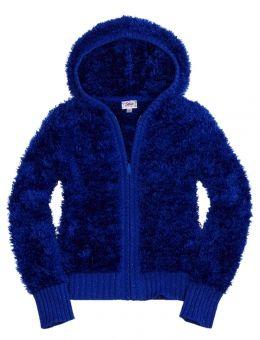 Fuzzy Zip-up Hoodie www.shopjustice.com