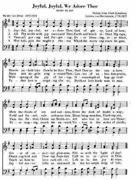 Joyful Joyful Sister Act 2 lyrics - YouTube