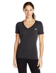Adidas Performance Women's Ultimate Short-Sleeve #Top10BestT-ShirtforWomenin2015Reviews