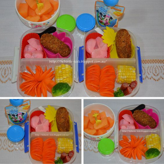 Dutch Beef Croquettes Bento with RECIPE.