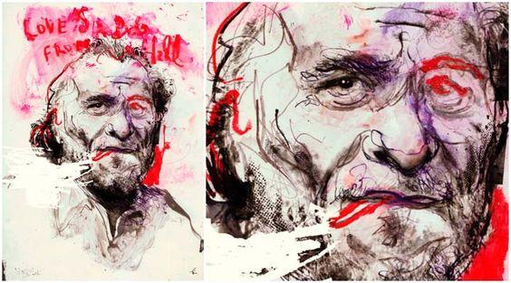 Uzun mesafe içicisi: Bukowski şarkıları