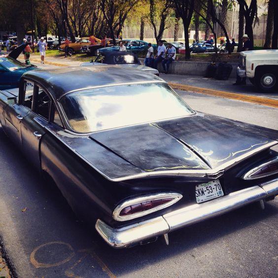 Autos antiguos de México