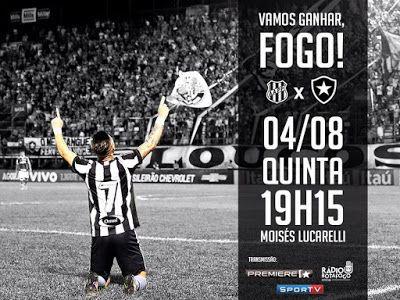 Blog do FelipaoBfr: Botafogo vai à Campinas em busca da vitória contra...