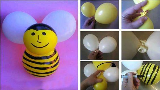 Balloon Bee