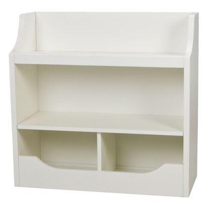 mori 3 shelf bookcase off white kids rooms shelves. Black Bedroom Furniture Sets. Home Design Ideas