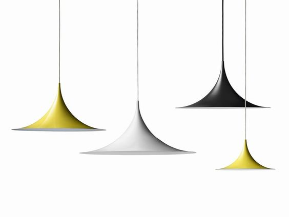 Semi lamp from Gubi by Claus Bonderup and Thorsten Thorup