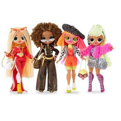 L O L Surprise O M G Neonlicious Fashion Doll With 20 Surprises Fashion Dolls Lol Dolls Doll Sets