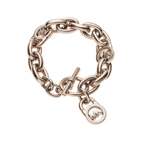 Michael Kors ARMBAND für Damen MKJ2752791 aus der Serie HERITAGE hier online bestellen