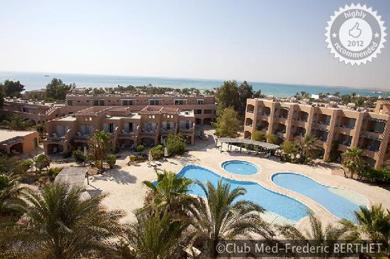Club Med El Gouna  Zoover Awards - Recommended 2012 www.zoover.fr