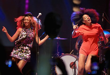 Beyonce Joins Solange at Coachella for Surprise Performance: Pictures - Us Weekly