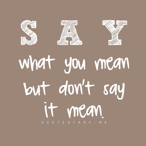 Quotes About People Being Mean: Pinterest • The World's Catalog Of Ideas