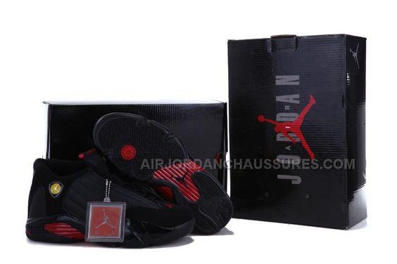 http://www.airjordanchaussures.com/nike-air-jordan-14-homme-noirrouge.html Only71,00€ #NIKE AIR #JORDAN 14 HOMME NOIR/ROUGE Free Shipping!