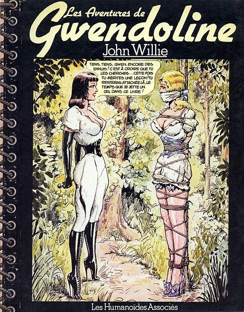 John erotic int comics