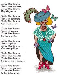 Tres marinos a la mar » Doña Pito Piturra: más Gloria Fuertes