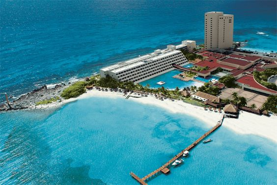 Dreams Cancun, une destination de rêve!
