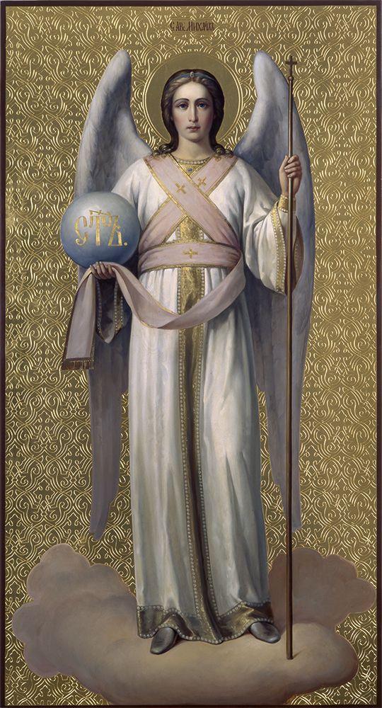 Валаам. Икона Св. Архангела Михаила