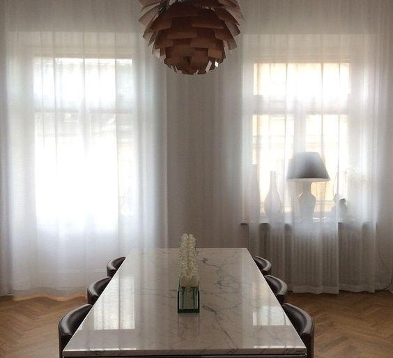 Curtains Ideas 300 cm length curtains : Kundfavoriten Fastello från Lancelot. Sydd som veckbandsvåd i färg ...