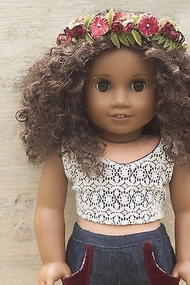 Custom American Girl Doll Willow from Fleur18studio: