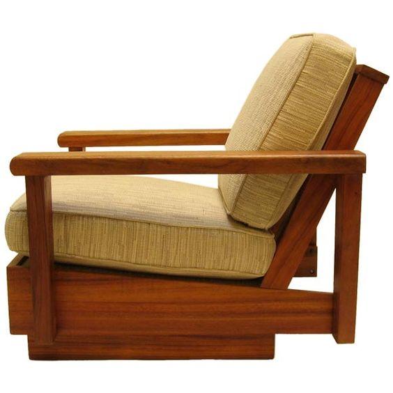 Hawaiian Koa Living Room Set