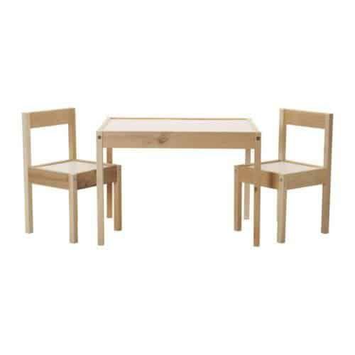 Kindertisch Mit Stuhlen Praktisches Geschenk Furs Kinderzimmer