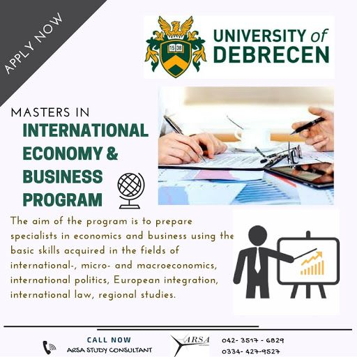 University Of Debrecen Located In Hungary Europe Oldest