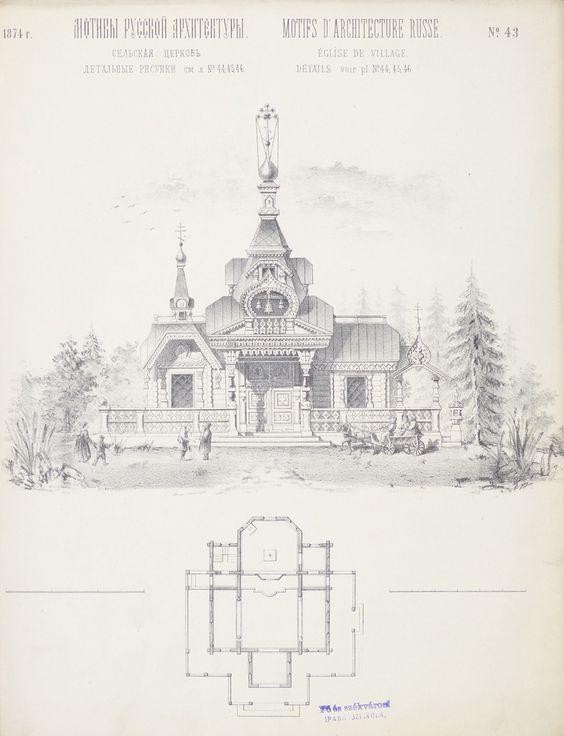 Titel   Église de village  Église de village
