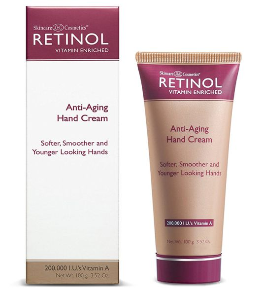 Best anti-aging hand creams-