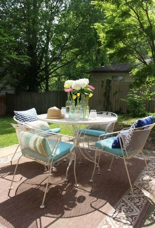 20 Modern Patio Decorating Ideas With Summer Style Patio
