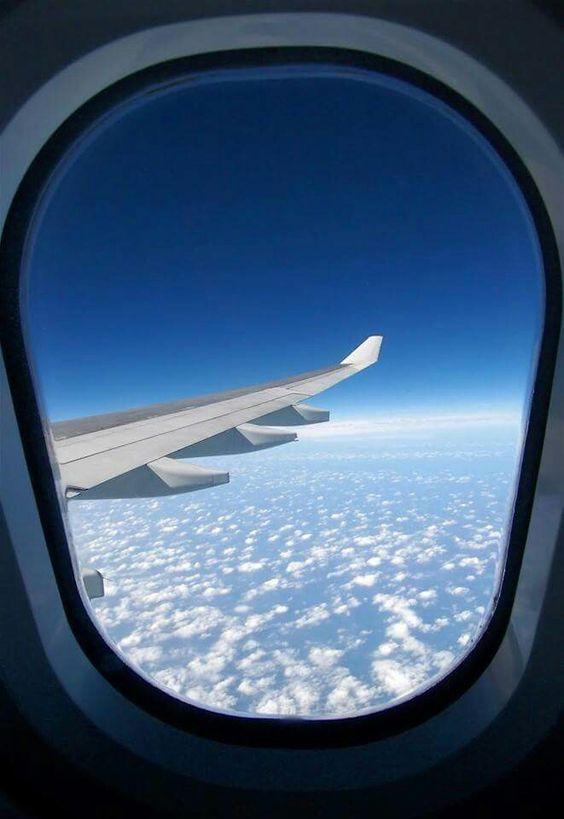 Por arriba de las nuves