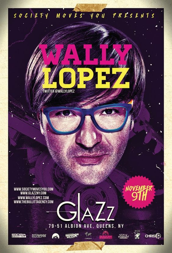 Wally Lopez y su sesion en Glazz (Queens, NY) el 9 de Noviembre 2012!