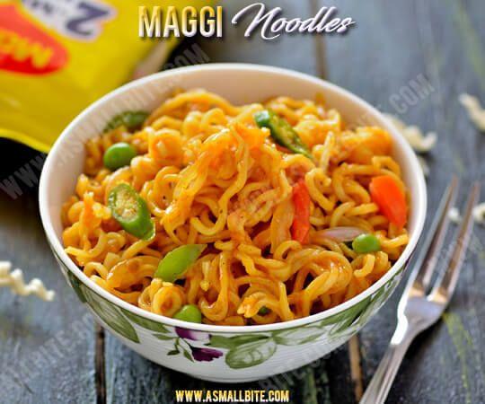 Maggi Noodles Recipe Maggi Recipe Maggi Recipes Healthy
