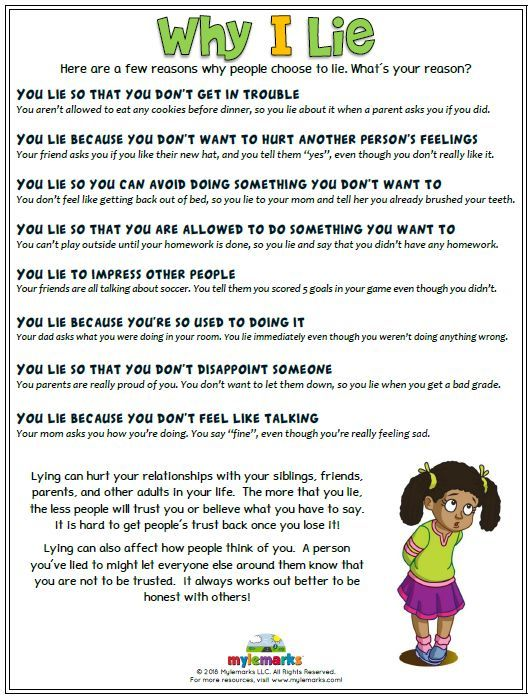 44++ Lying therapy worksheets Online