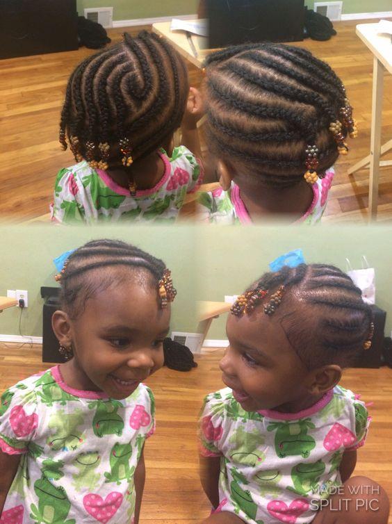 Braids for toddler girl