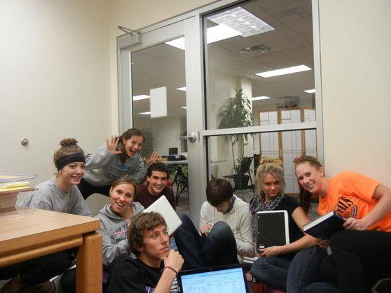 Study group!