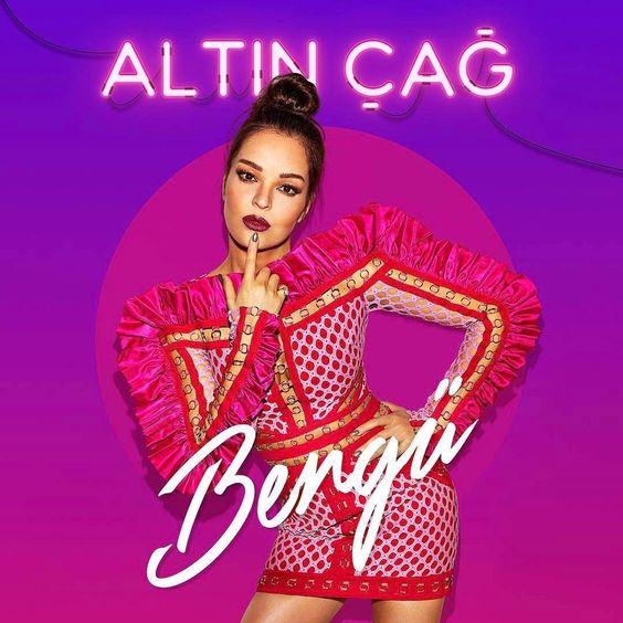 Bengü - Altın Çağ (2017) Albüm