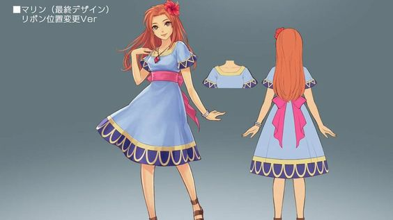 Marin from Link's Awakening coming to Hyrule Warriors Legends as DLC | Polygon