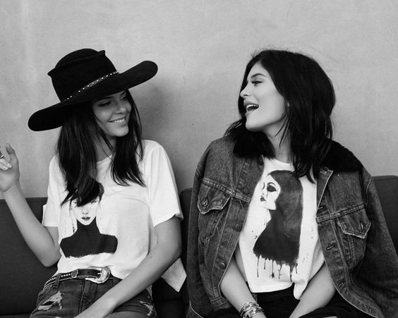 Kendall and Kylie for Kendall + Kylie