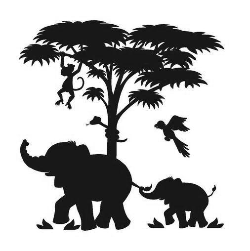 Safari and Elefanten on Pinterest