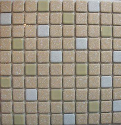 Tile floor replacement in shower.