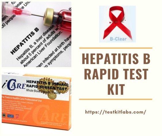 Pin On Hepatitis B Test Kits