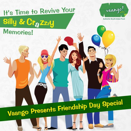 Hey Guys, Friendship Day is round the corner and Vaango has the perfect remedy to make this lovely day a very special day for you and your friends. Stay hooked, to find out more about Friendship Day Surprise with Vaango!