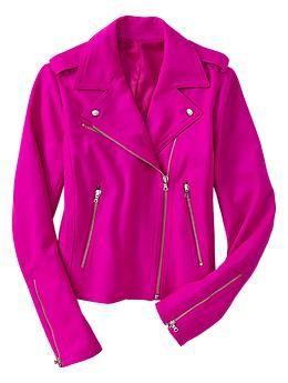 Fuchsia Pink Jacket - JacketIn