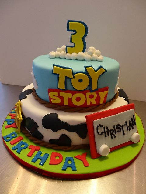 Toy Story Cake - For all your cake decorating supplies ...
