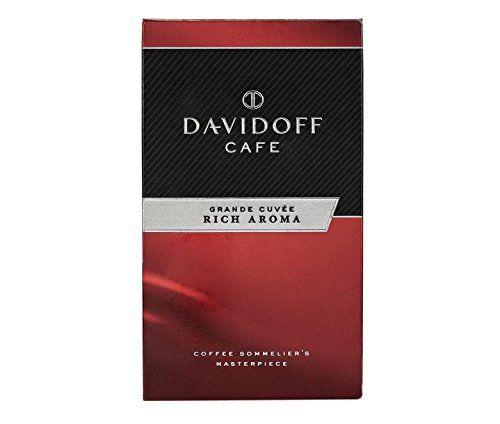 دافيدوف كافيه جراندي كوفي قهوة ريتش اروما 250 G تشحن بواسطة امازون امارات In 2020 Coffee Aroma Davidoff