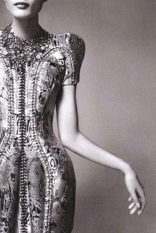 """Next Shape"". Photographed by David Sims for Vogue Italia March 2008"
