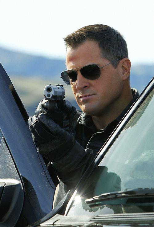 George Eads alias Nick Stokes (CSI: Crime Scene Investigation)