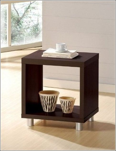 Oak End Tables For Living Room Contemporary End Tables Espresso End Table End Tables