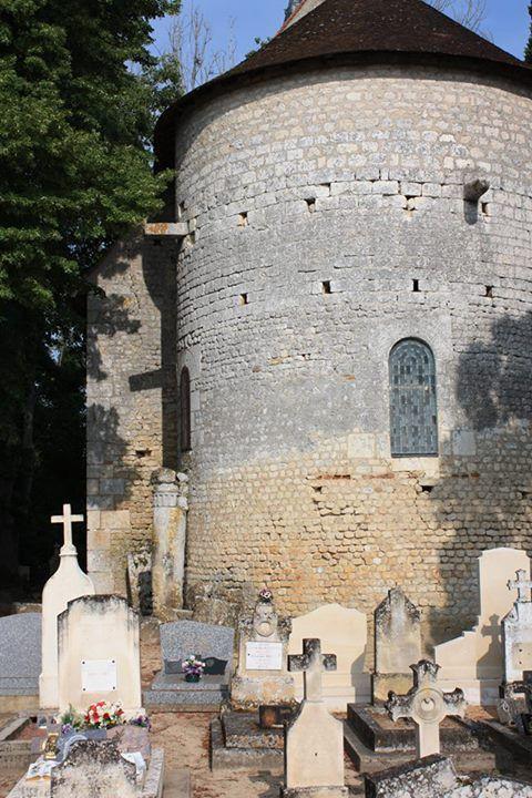 Saint Pierre les Eglises, près de Chauvigny