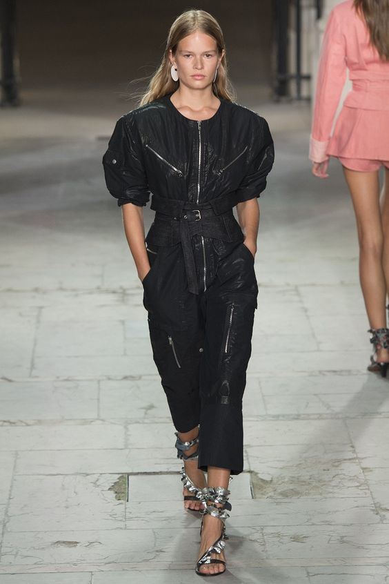 Desfile Isabel Marant PrimaveraVero 2017 Paris Fashion Week Destaques  Fragmentos de Moda