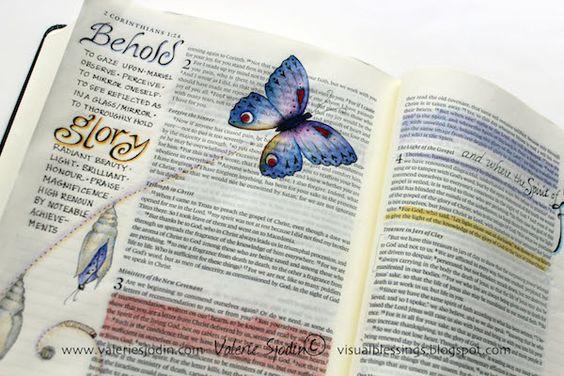valerie Sjödin bijbel kunst